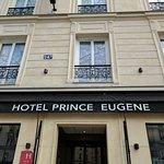 Hotel du Prince Eugene Foto