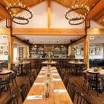 150-seat indoor and outdoor restaurant