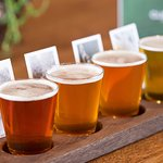 local craft beer flights