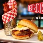 The Brickyard Burger!