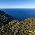 Acantilados de Cala Sardina Ibiza