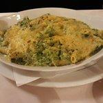 pasta met brocollisaus