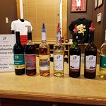Wine tasting and delicious soup and salad specials at DeLorenzo's