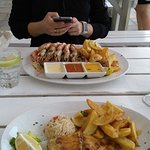 Foto de Dunes Beach Restaurant & Bar