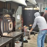 Foto van Tacoma Glassblowing Studio