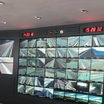 Race control room