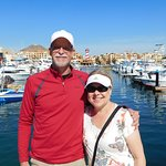 Sunny, warm February day in Cabo