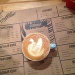 Surf Coffee Photo