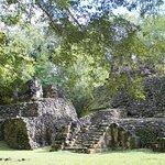 Uaxactun ruins