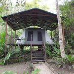 Camping at Uaxactun