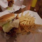 burger joint Foto