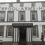 Foto Liverpool Arms Hotel