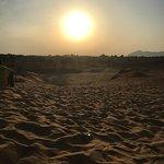 Kamelenrit naar Sunset point