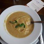 Parsnip Soup mmmm