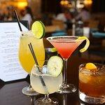 The Lobby Bar Cocktails