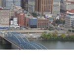 Bridge view from Mount Washington