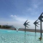 Photo de Cairns Esplanade Lagoon