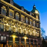 Photo de Park Hotel Amsterdam