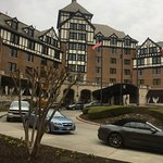 Beautiful Hotel Roanoke.