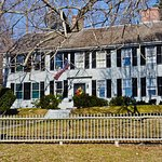 The Benjamin Lincoln House, 181 North Street in Hingham, MA