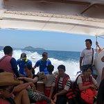 芬西水上探险之旅照片