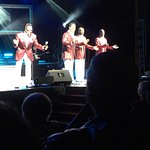 Four Tops- excellent harmony and loved the oldies!