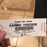 Bilde fra French Lick Casino