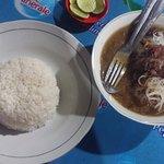 Soto Rusuk Ba Special + Nasi