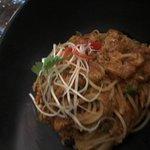 Large Mian Course - Pasta Chili Crab