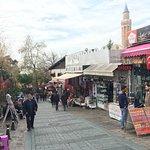 Yivli Minaret Mosque – fénykép