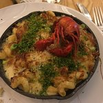 Crawfish Mac & Cheese: delicious