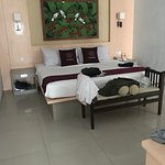 Clean and spacious Junior Suite