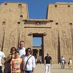 Edfu Temple, Aswan