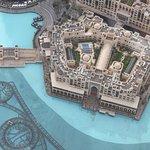 125 этаж Бурдж Халифа