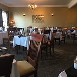 One of our dining areas, The Griffin Room