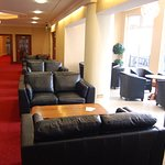 Comfortable, spacious reception area. Free wifi and access to a PC
