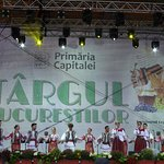 Targul bucurestilor main stage
