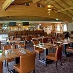 Golfbistro Dining area