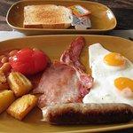 Normal small breakfast