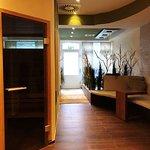 Wellnessbereich Hotel Orbtal