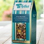 At Hettie's We Blend Our Own Loose Leaf Tea