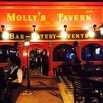 Tavern front