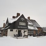 The Sheaf in the snow <3