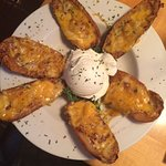 Hearty Potato Skins