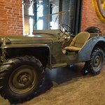 World's First Jeep