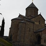 Photo of Metekhi Cathedral