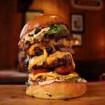 The M.O.A.B. (Mother Of All Burgers)