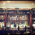 Our well stocked bar... ready for any occasion!!