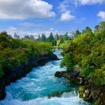 Photo de Huka Falls tracks