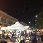 Photo of Tha Pae Walking Street